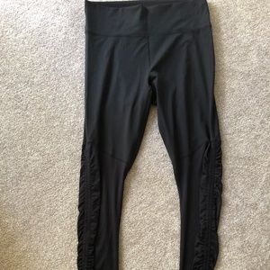 Fabletics Full Length Legging with Side Ties